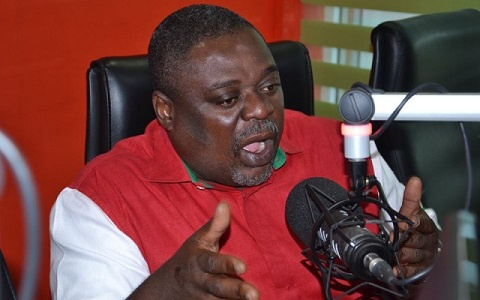 Chartered French flight crew nearly dropped Mills on an abandoned runway – Anyidoho reveals