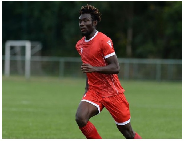 Ghanaian Ibrahim Mustapha targets first team spot at Serbian club Red Star Belgrade