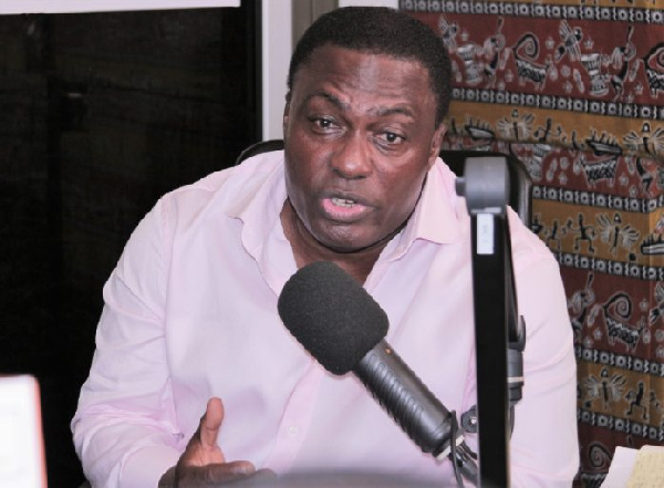 Ban aspirants who've contested three times from flagbearer polls – Horace Ankrah to political parties