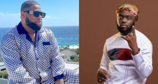 Young man, watch your mouth – D Black cautions Kwadwo Sheldon