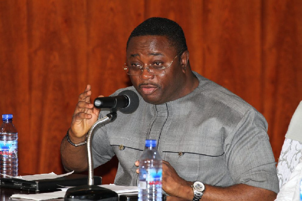 Ignore reports about bulletproof vests, guns to party agents in 2024 – NDC