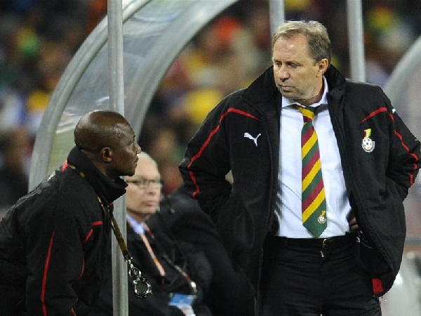 We need players who are matured enough – Milovan Rajevac