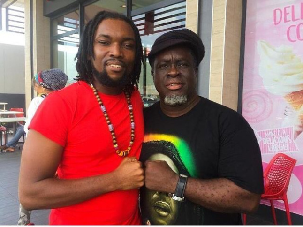David Oscar, Shasha Marley collabo wows Reggae lovers
