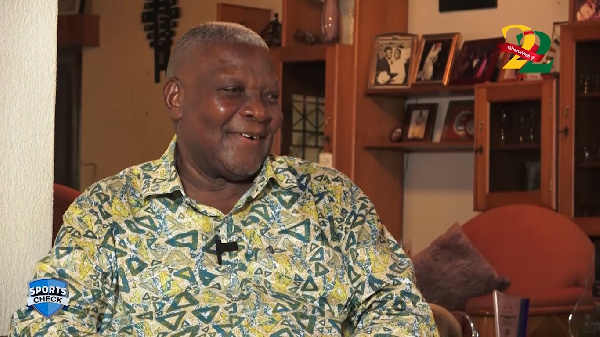 Oko Addy reveals secret to winning gold at 1966 Commonwealth medalist