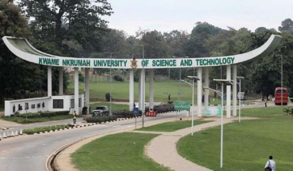 KNUST students asked to vacate campus by Saturday