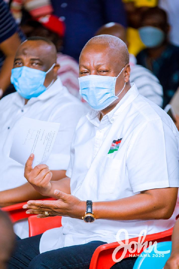 Ignore twisted interpretation of 'do and die' comment – Ashanti chief to Mahama