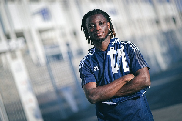 Bordeaux asks Gideon Mensah to quarantine after reporting from national team duties
