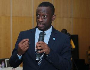 Western Regional Minister, Kwabena Okyere Darko-Mensah