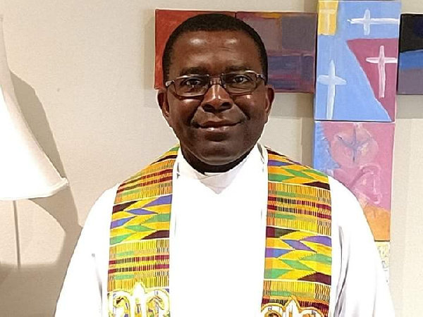 Dean of Holy Trinity Cathedral elected Suffragan Bishop