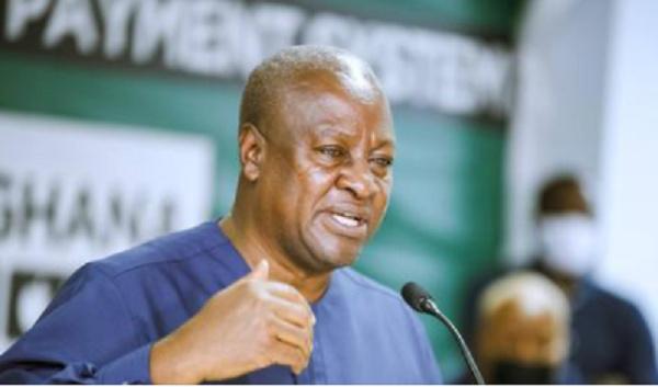 Mahama in mental shock after election 2020 loss – NPP man