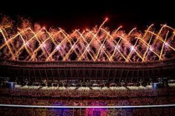 Paralympics close with spectacular ceremony as China top medal table