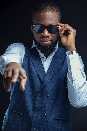 Ghanaian Disc Jockey, DJ Sly