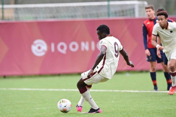 AS Roma U19 striker Felix Afena-Gyan named in Primavera Team Of The Week