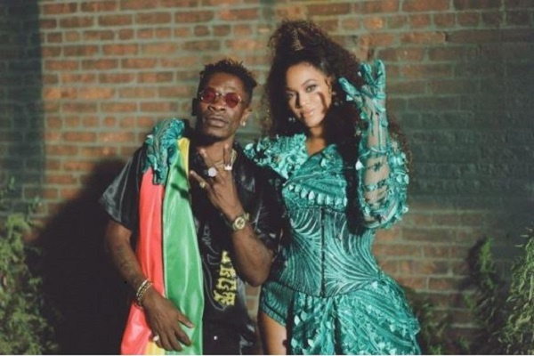 Beyonce celebrates Shatta Wale on his birthday