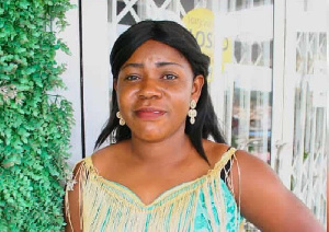 Josephine Panyin Mensah, the suspect