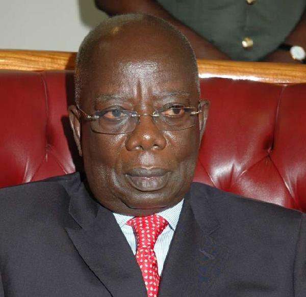 Kwadwo Mpiani reveals what NPP must do to 'break the 8'