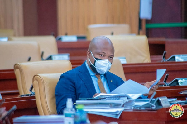 Ablakwa seeks answers over Liberia president's usage of the presidential jet