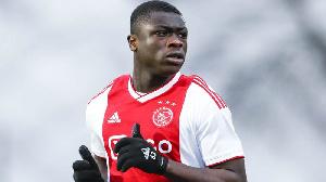 Ghanaian player, Brain Brobbey