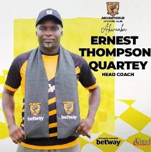 Ernest Thompson Quartey