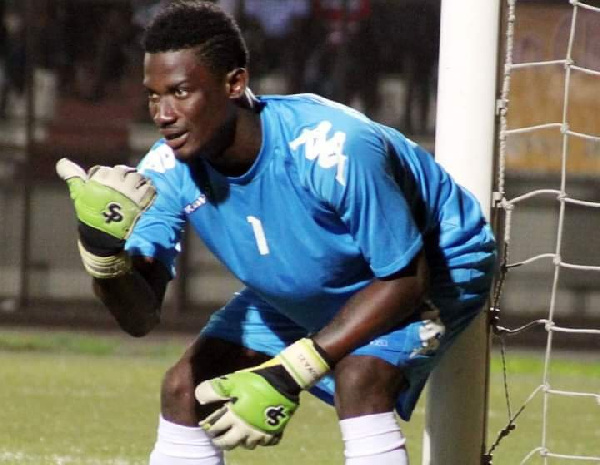 Medeama announce signing of Ivory Coast goalkeeper Boris Mandjui