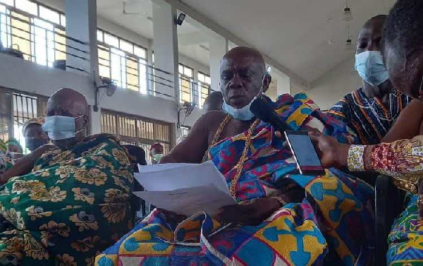 Akufo-Addo's rapid transformation is there for all to see – Togbe Keh