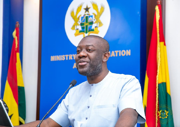 GIPC brought over $2.6b worth of investments into Ghana in 2020 – Oppong Nkrumah