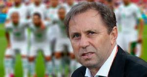 Ghana's new coach, Milovan Rajevac