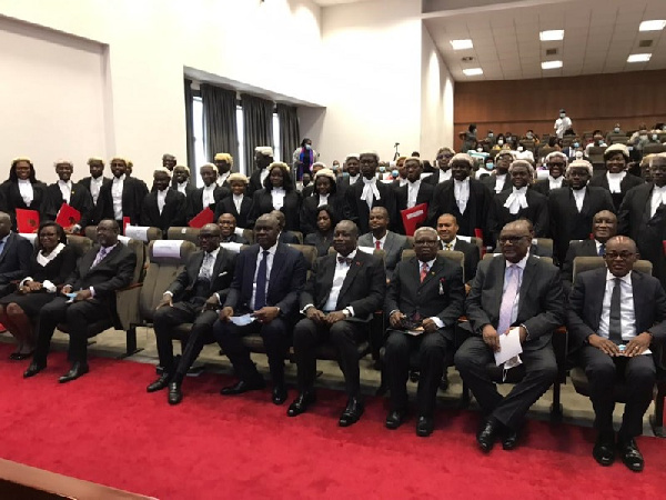 Lawyers decide new leadership for the Bar today