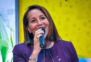 French Ambassador to Ghana,  Anne Sophie Avé