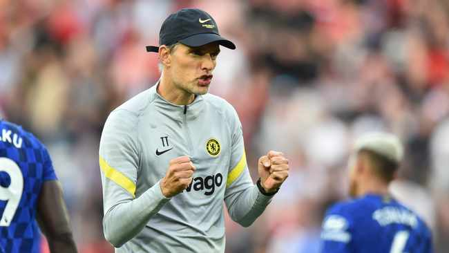 Chelsea not at top level but still tough to beat, says Thomas Tuchel