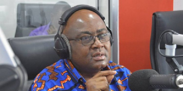 Women don't offer themselves for appointments at grass root level – Ben Ephson