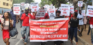 Aggrieved customers of Menzgold have been demanding their locked-up fund for three years