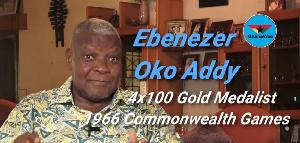 Ebenezer Oko Addy is a legendary Ghanaian athlete