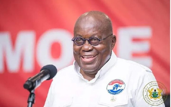 'No president has fought corruption as much as Akufo-Addo has'