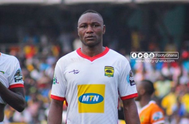 Former Kotoko defender Wahab Adams jets off to sign for an Ethiopian club