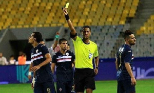 Mohammed Omar Amin has been appointed to officiate Ghana's game against Zimbabwe