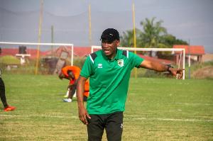 Asante Kotoko new coach, Dr. Prosper Narteh Ogum