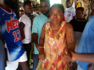 Madam Mensah was found in Axim on Tuesday, September 21 after five days of search