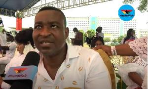 NPP regional chairman Bernard Antwi-Boasiako (Chairman Wontumi)