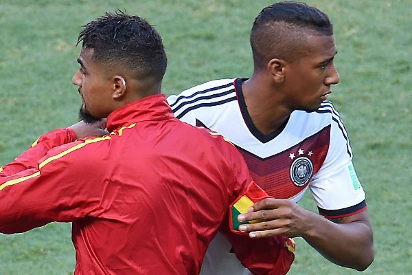 I abhor violence against women- Kevin Prince-Boateng distance himself from brother Jerome's action