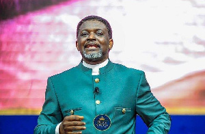 Bishop Charles Agyinasare is the founder of the Perez Chapel International