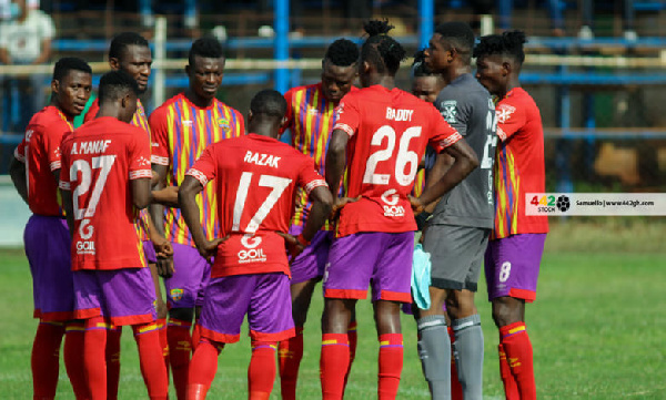 'Hearts of Oak will win CAF Champions League if they eliminate WAC of Morocco' – Former striker Reuben Senyo