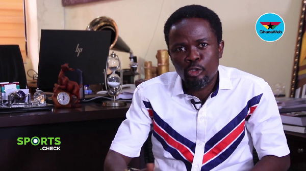 Current local players not Black Stars standard – Kwaku Yeboah