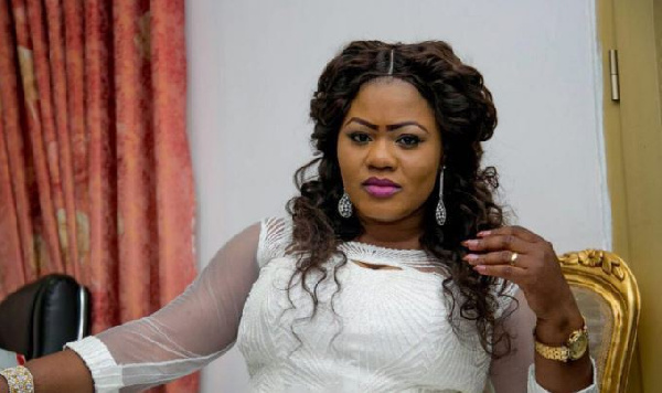 'You wont go to hell for wearing makeup; it's never a sin' – Obaapa Christy insists