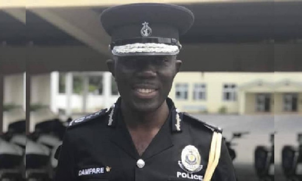 Police salute public for cooperation during ECOWAS summit