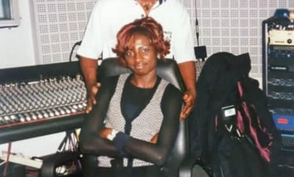 Former backup singer for Daddy Lumba reveals how they met