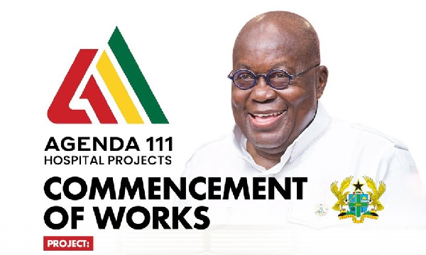 'I will shave my beard, mix it with gari and eat if Akufo-Addo completes agenda 111'