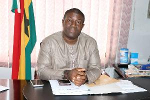 Nana Akomea, Managing Director of the State Transport Company