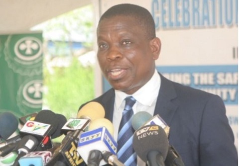 GJA Presidential candidate urges journalists to be adventurous