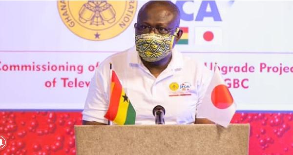 GBC boss clarifies issues on Corporation's funding mechanism